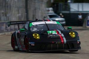 #73 Park Place Motorsports Porsche 911 GT3 R, GTD: Patrick Long, Zacharie Robichon
