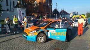 Zbigniew Staniszewski, Sebastian Rozwadowski, Ford Fiesta R5