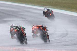 Leon Haslam, Kawasaki Racing Team, Chaz Davies, Aruba.it Racing-Ducati Team