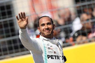 Lewis Hamilton, Mercedes AMG F1, na de kwalificatie