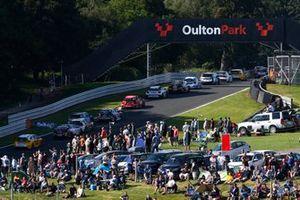 BTCC at Oulton Park