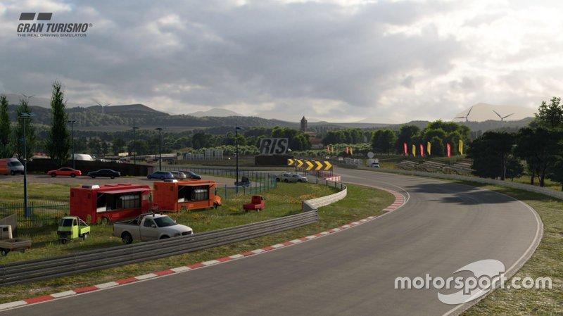 Circuito de Cerdeña en Gran Turismo Sport