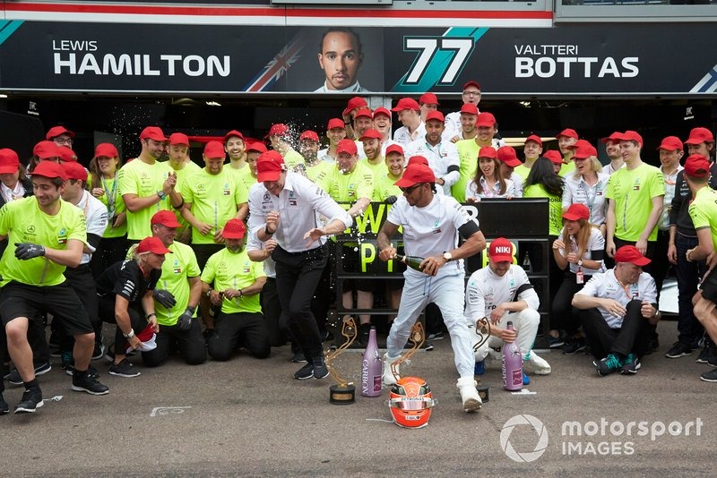 93 GP de Mónaco 2019