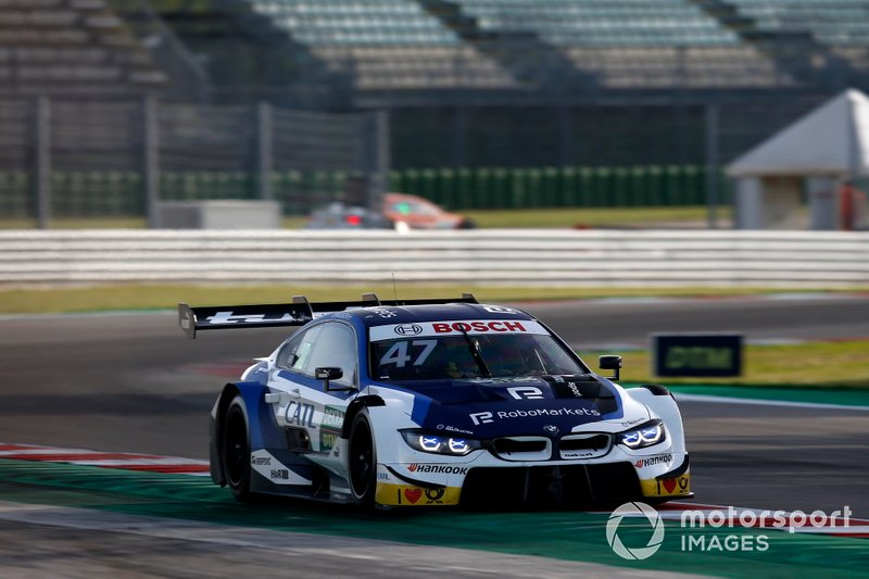 Юель Ерікссон, BMW Team RBM, BMW M4 DTM