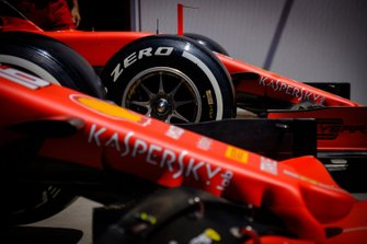 Ferrari SF90 wiel detail