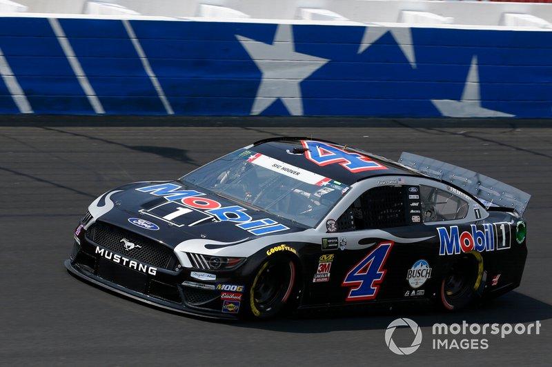 10. Kevin Harvick, Stewart-Haas Racing, Ford Mustang