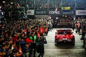 Эсапекка Лаппи и Янне Ферм, Citroën Total WRT, Citroën C3 WRC