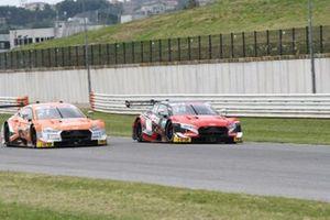 Pietro Fittipaldi, Audi Sport Team Rosberg, Audi RS 5 DTM e Andrea Dovizioso, Audi Sport Team WRT, Audi RS 5 DTM