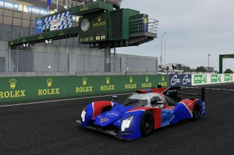 SMP Racing, Le Mans Esport racing