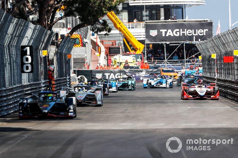 Oliver Rowland, Nissan e.Dams, Nissan IMO1 Felipe Massa, Venturi Formula E, Venturi VFE05, Pascal Wehrlein, Mahindra Racing, M5 Electro