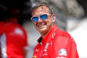 Ed Jones, Ed Carpenter Racing Scuderia Corsa Chevrolet, crew