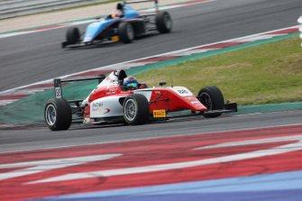 Amna Al Qubaisi, Abu Dhabi Racing,Tatuus F.4 T014 Abarth