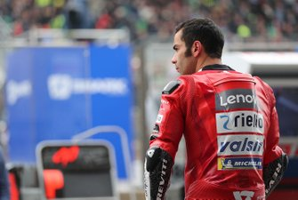 دانيلو بيتروشي، فريق دوكاتي