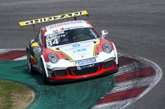 Federico Reggiani / Maurizio Monforte, Ghinzani Arco Motorsport