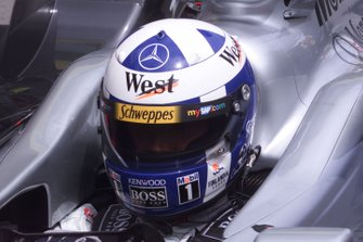 David Coulthard, McLaren Mercedes
