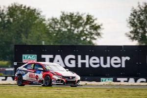 Tiago Monteiro, KCMG Honda Civic Type R TCR