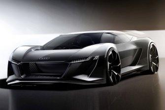 Audi e-tron GTR