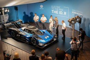Prototype VW I.D. R pour tenter le record de la Nordschleife