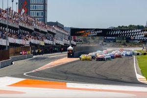 Start der NASCAR-Euro-Serie 2019 in Valencia