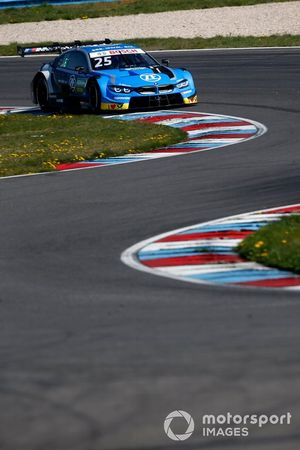 Coche de Philipp Eng, BMW Team RBM, BMW M4 DTM