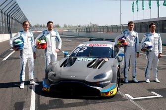 Alle R-Motorsport coureurs