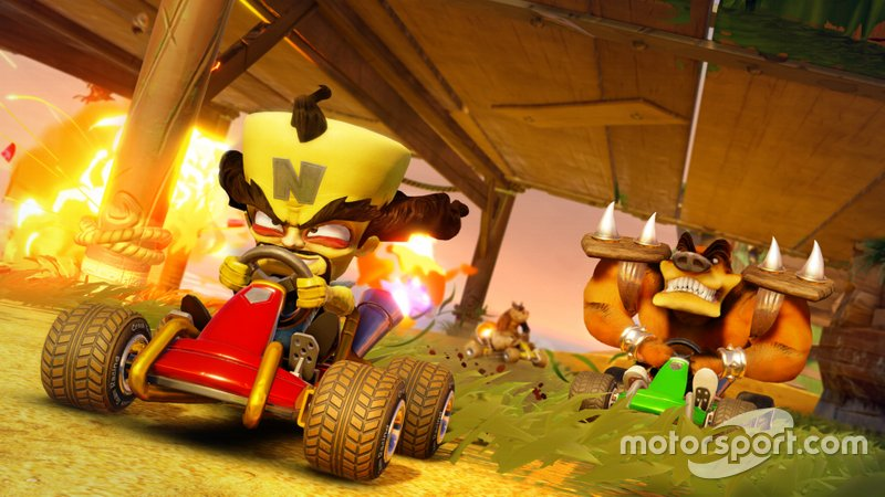 Imagen de 'Crash Team Racing: Nitro Fueled'