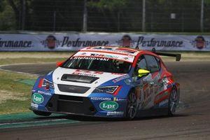 Igor Stefanovski, Stefanovski Racing Team, Cupra TCR SEQ