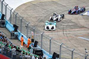 Tom Dillmann, NIO Formula E Team, NIO Sport 004, Jose Maria Lopez, Dragon Racing, Penske EV-3, Robin Frijns, Envision Virgin Racing, Audi e-tron FE05