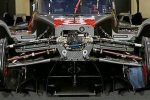 #8 Audi Sport Team Joest Audi R18, dettaglio anteriore