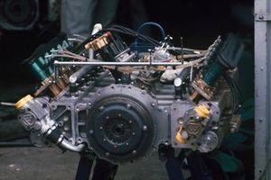 Tecno flat 12 engine of Derek Bell, Tecno PA123