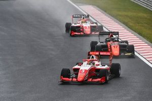 Logan Sargeant, Prema Racing, Richard Verschoor, MP Motorsport and Oscar Piastri, Prema Racing