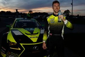 Winner #14 AIM Vasser Sullivan Lexus RC-F GT3, GTD: Jack Hawksworth