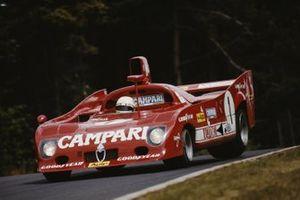 Arturo Merzario, Jacques Laffite, Willi Kauhsen Racing Team, Alfa Romeo T33/TT/12
