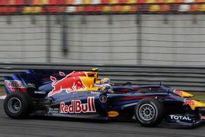 Sebastian Vettel, Red Bull Racing RB6, Mark Webber, Red Bull Racing RB6