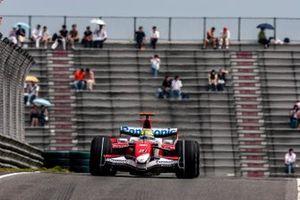 Ralf Schumacher, Toyota F1 Team