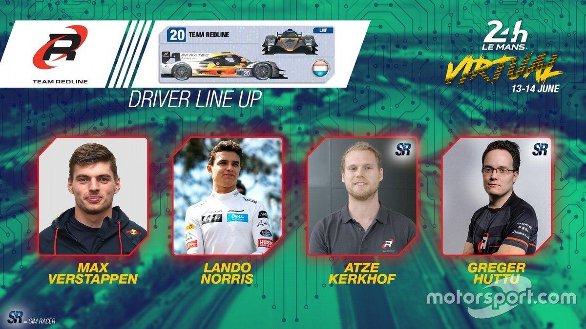 #20 Team Redline - Oreca 07 LMP2
