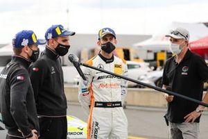 #16 Mercedes-AMG Team HRT Mercedes-AMG GT3: Maro Engel, Manuel Metzger, Adam Christodoulou, Luca Stolz