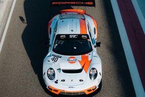 #40 GPX Racing, Porsche 911 GT3 R, Romain Dumas, Thomas Preining, Louis Deletraz, Dennis Olsen