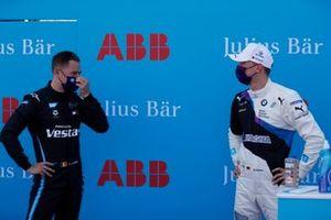 Stoffel Vandoorne, Mercedes Benz EQ, Maximilian Gunther, BMW I Andretti Motorsports