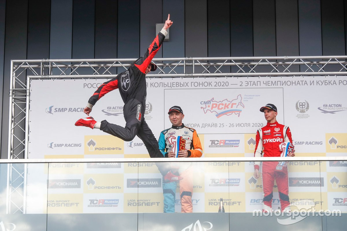 Klim Gavrilov, Andrey Radoshnov, Carville Racing, Ivan Lukashevich, Lukoil Racing Team