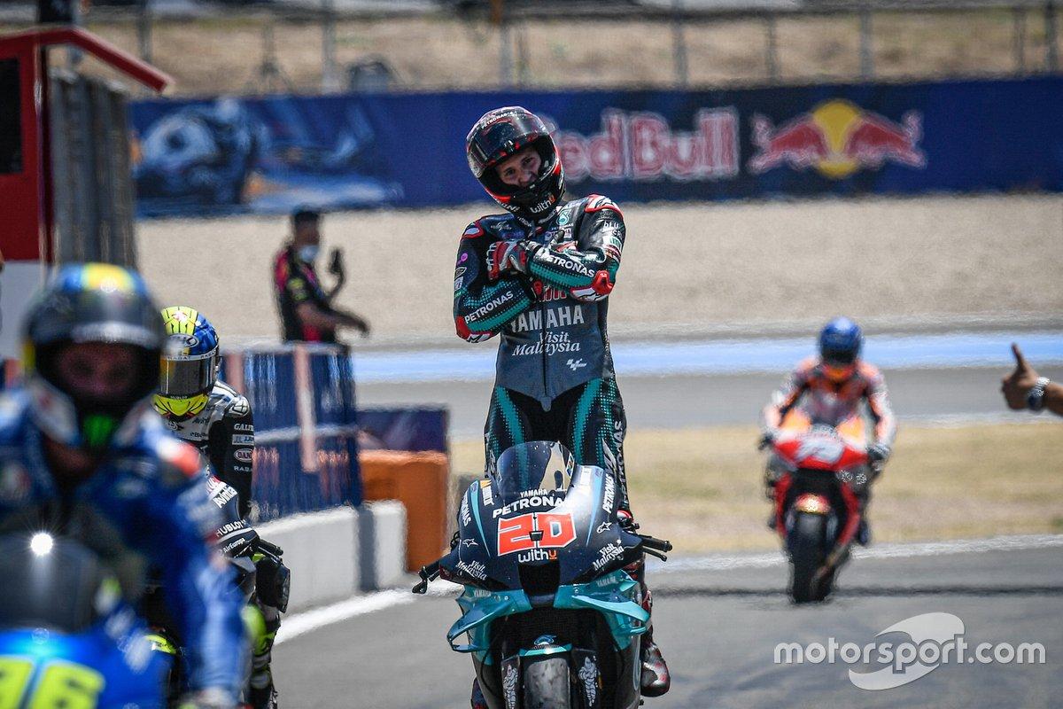 GP de Andalucía: Fabio Quartararo, Petronas Yamaha SRT