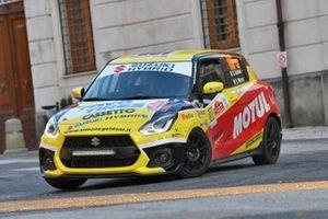 Simone Goldoni, Erik Macori, Suzuki Motorsport, Suzuki Swift Hybrid R1