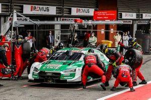 Nico Müller, Audi Sport Team Abt Sportsline, Audi RS 5 DTM. pitstop