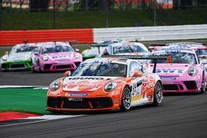 Max van Splunteren, Team GP Elite, Jaxon Evans, BWT Lechner Racing