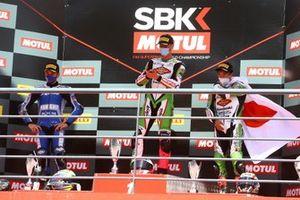 Unai Orradre, Yamaha MS Racing, Scott Deroue, MTM Kawasaki Motoport, Yuta Okaya, MTM Kawasaki Motoport