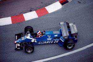Raul Boesel, Ligier JS21