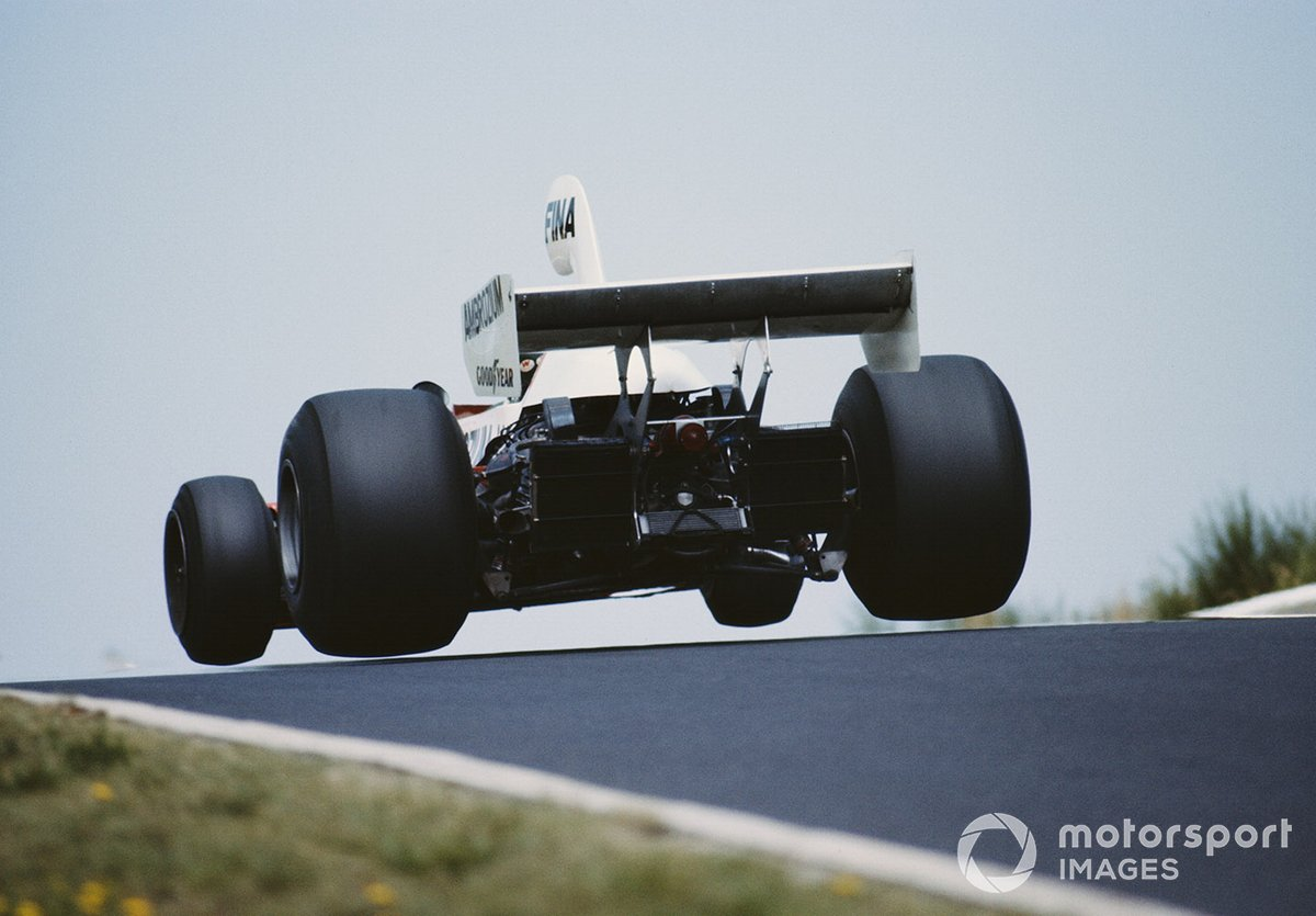 Jacques Laffite, Williams FW04 Ford