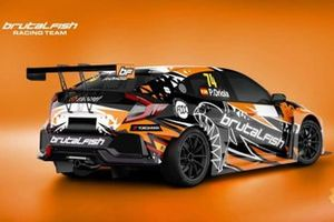 Pepe Oriola, Brutal Fish Racing Team, Honda Civic Type R TCR
