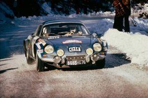 Jean-Claude Andruet, Alpine-Renault A110
