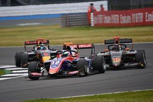Oliver Caldwell, Trident, Jack Doohan, HWA Racelab y Dennis Hauger, Hitech Grand Prix